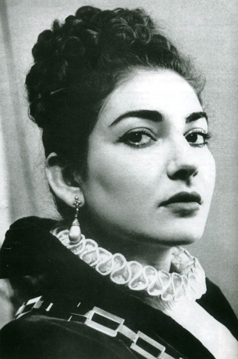 67 best images about maria callas on pinterest in - Casta diva vintage ...