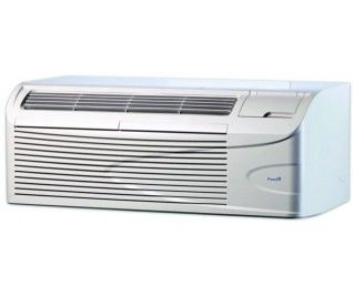 "Shop PremAire 12000 BTU PTW 42"" Series Heat Pump PTAC with Power Cord Air Conditioner  Prem Sales Hotel Supplies Air Conditioners, Call For Freight 42"" Beige 145.0 lbs Online At Ramayan Supply."