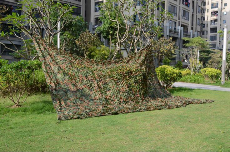 military s camo netting Woodland hunting camo Jungle army netting hunting camouflage net car cover netting 4*9M(157in*354in)