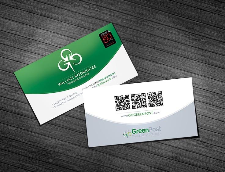Green Post Design