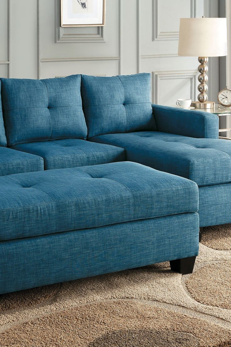 Midwood Reversible Sofa Chaise Chaise sofa, Chaise, Rowe