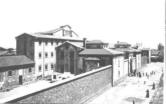 .La cárcel en 1212. Castellón