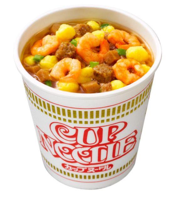 5 75 Nissin Noodle Soup Cup Standard Instant Ramen From Japan F S Popular Ebay Home Garden Food Png Food Cup Noodles