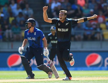 TIM Southee seven wickets for Blackcaps