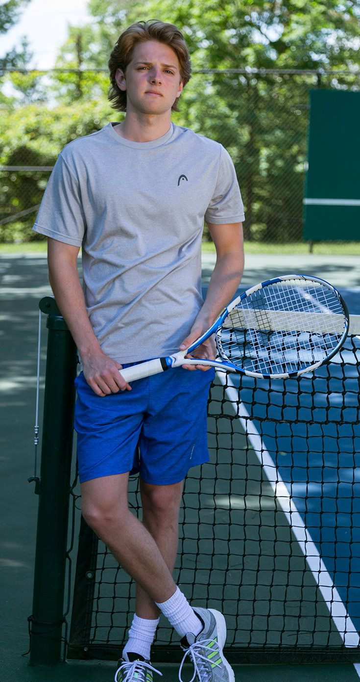 Check Out The Newest Styles Of Head Men S Tennis Apparel For Spring 2018 Including A Large Selection Of The Newest Men Tennis Shirts Tennis Clothes Mens Tennis