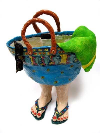 Keramische tassen van Jeannet Klement