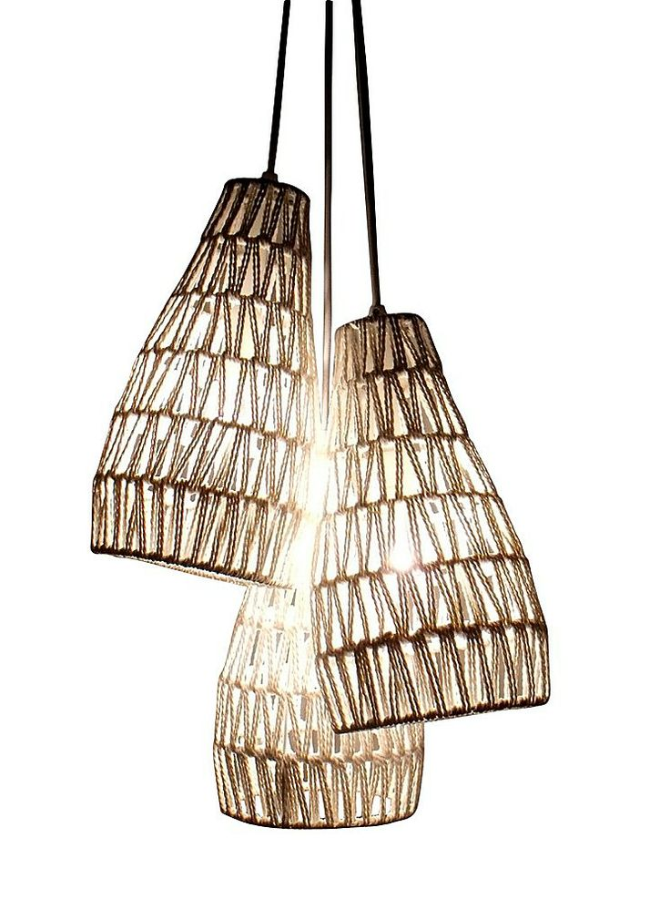 Zuiver Cable Trio Hanglamp - Wit