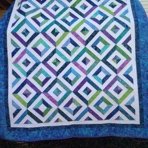 Batik strips | Quiltsby.me