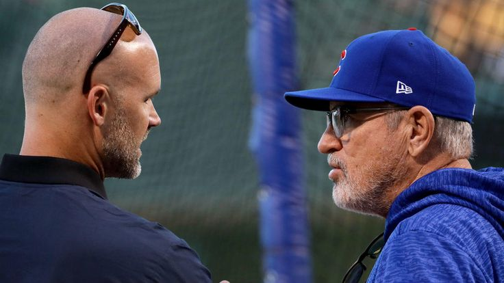 Ross Responds to Cubs Coaching Staff Rumors