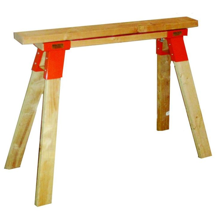 Best 25 Sawhorse Brackets Ideas On Pinterest Saw Horse