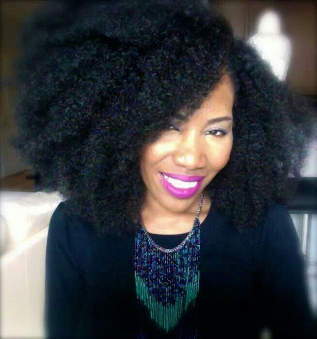 Natural Hair Styles Using Kinky Curly