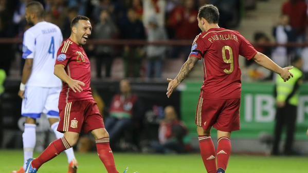 Gol en Las Gaunas y directos a la Eurocopa 2016