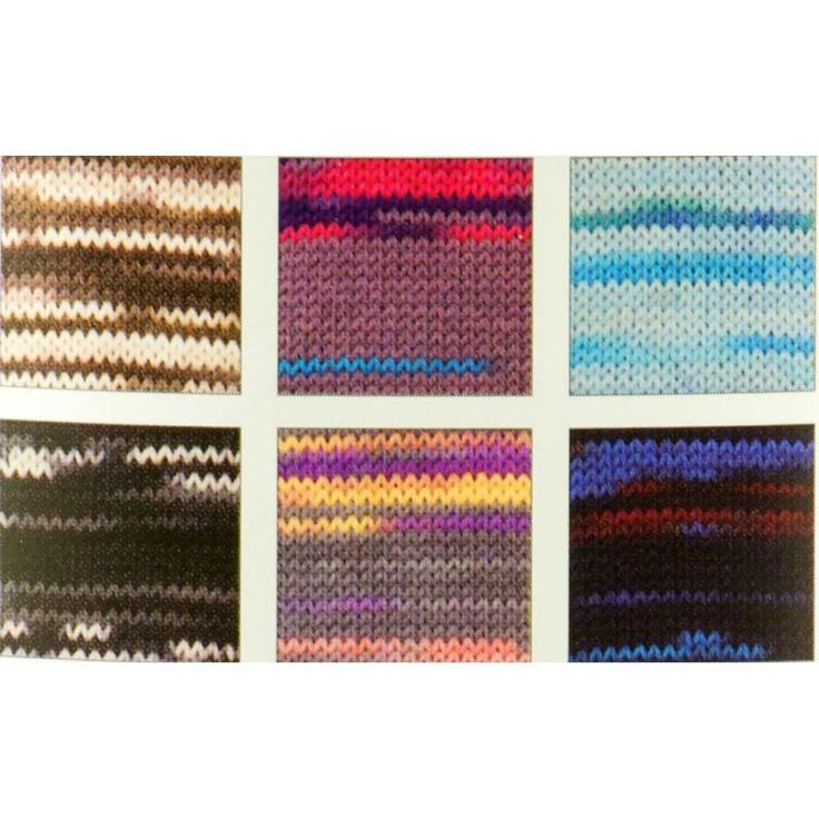 Rico Superba Wave Color 4-fach grau mix (004) - Sockenwolle, Filzwolle, Wolle und Nadelspiele günstig kaufen