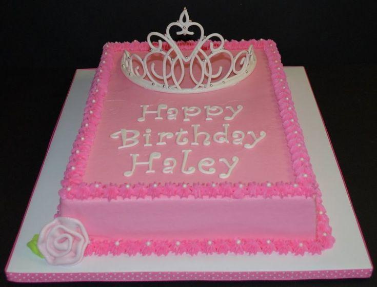 Easy Princess Birthday Cakes Google Search