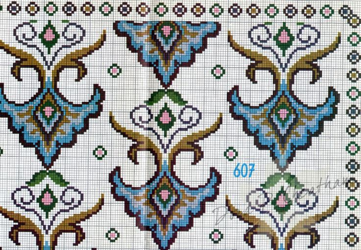 Gallery.ru / Фото #119 - Vintage Greek - Kenthma me Coton Perle DMC - Dora2012