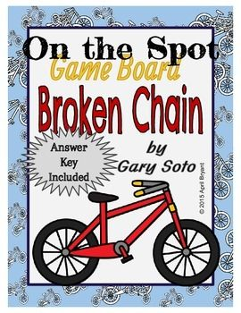 broken chain gary soto Broken chain by gary soto literary skills understand conflict reading skills  summarize a story's plot here are some examples, taken from the vocabulary.