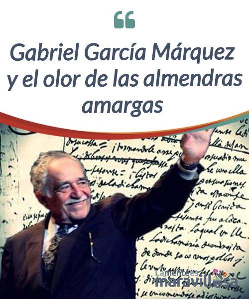 """Gabriel García Márquez y el olor de las almendras amargas   Gabriel García Márquez, el máximo exponente del """"Realismo Mágico"""" en la #Literatura, murió en #México. Hasta hoy fue el #escritor vivo más leído en el mundo.  #Libros"""