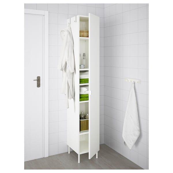 mueble columna de baño ikea