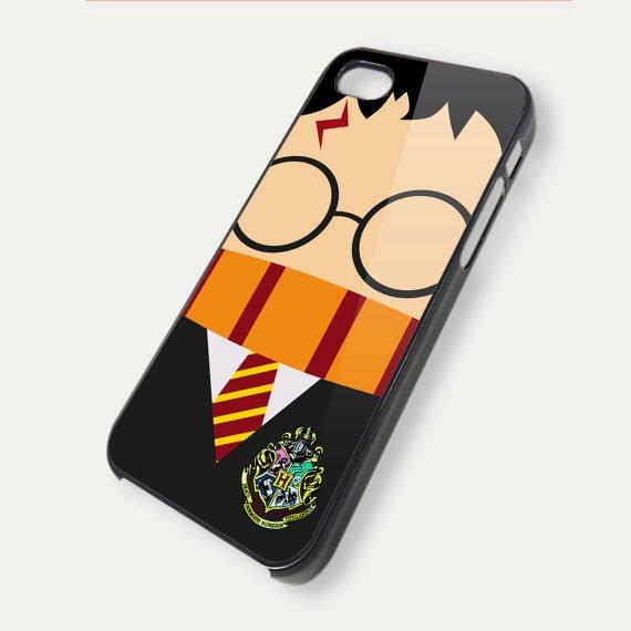 harry potter face TM52 iPhone 5 Case iPhone 4 by CustomGiftdea, $14.99