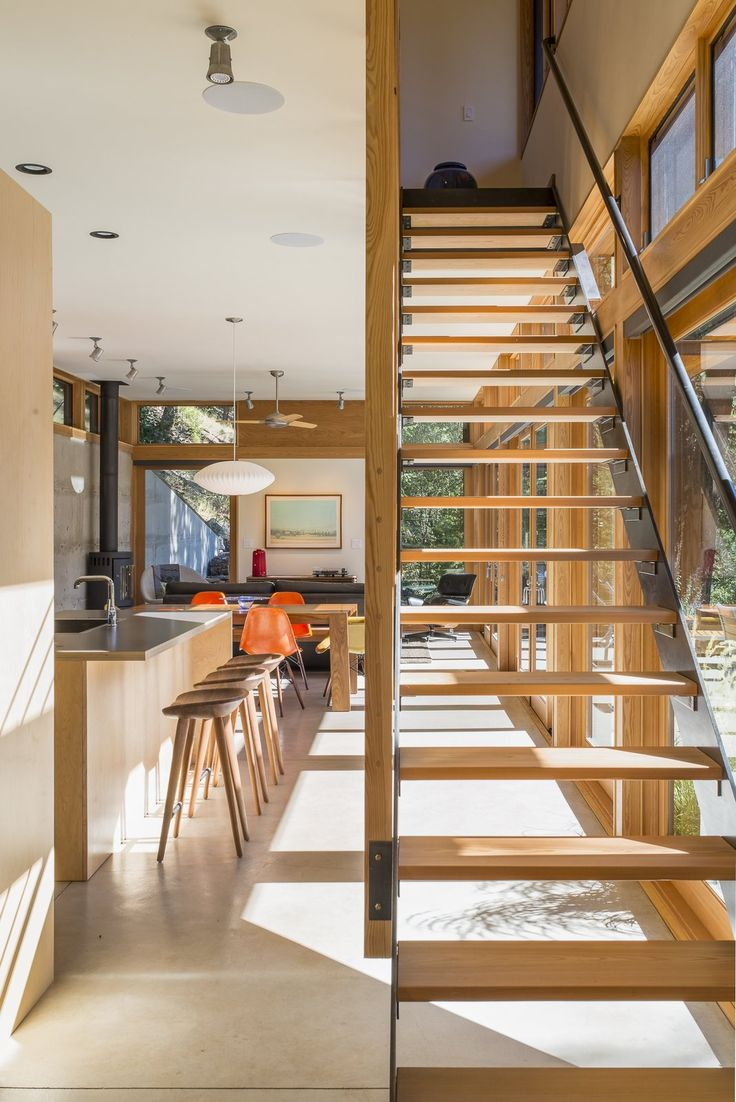 Chechaquo by Prentiss + Balance + Wickline Architects in