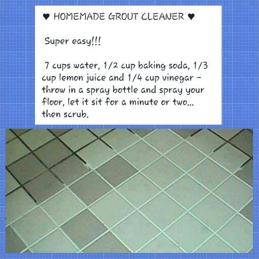 Your Homify Diy Guide On How To Grout Tiles: Homemade Grout Cleaner