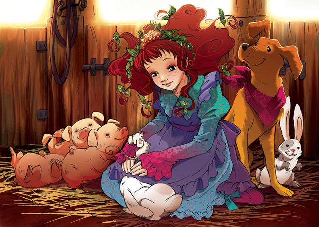 Fairy Oak-Shirley Poppy: The Magical Girl.