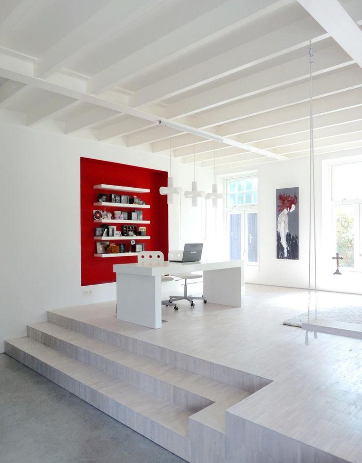 Dutch Studio Leijh, Kappelhof, Seckel, Van Den Dobbelsteen Architecten  Completed The Godu0027s Loftstory Project. The Architects Converted A Historical  Dutch C Gallery