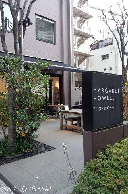 MARGARET HOWELL SHOP & CAFE ♪