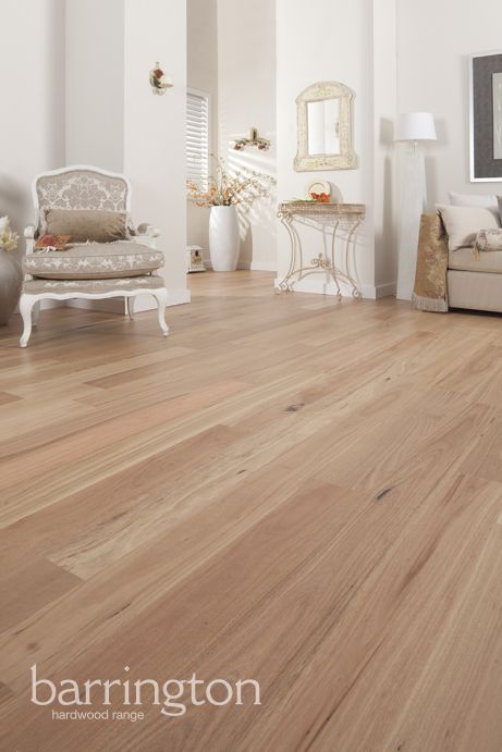 Barrington Hardwoods: Coastal Blackbutt 135mm wide 8% super matt coating. www.arrowsun.com.au
