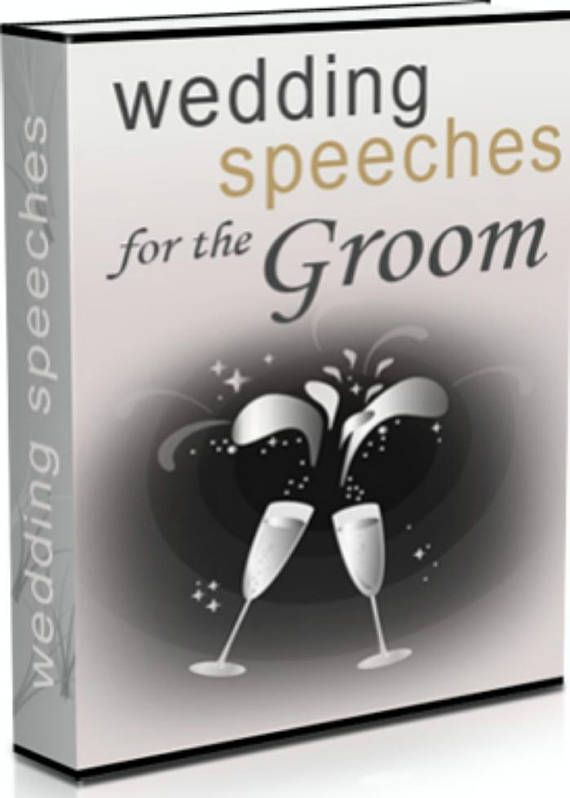 The  Best Groom Speech Template Ideas On   Photo