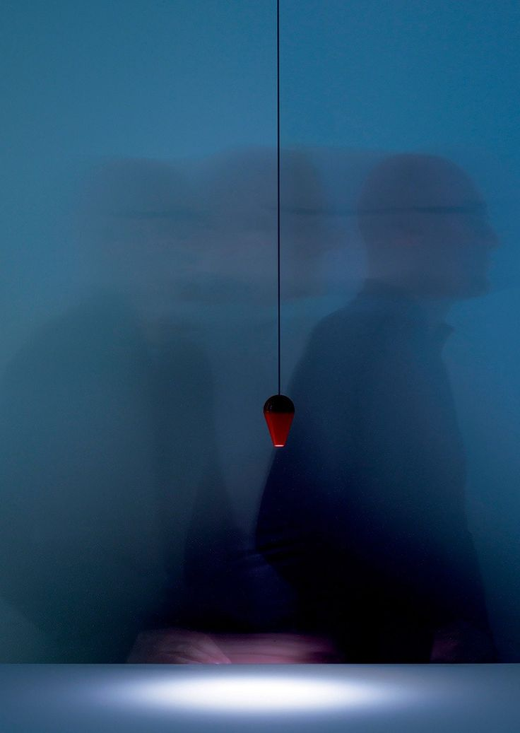 LED metal pendant lamp FILOAPIOMBO by DAVIDE GROPPI design Sara Frattini