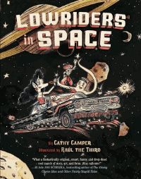 Lowriders in Space -  Lupe, Flapjack, and Elirio customize their car into a low rider for the Universal Car Competition to win the cash prize that will enable them to buy their own garage.
