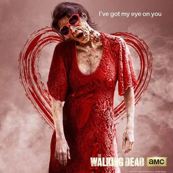 Happy Valentines Day From Twd