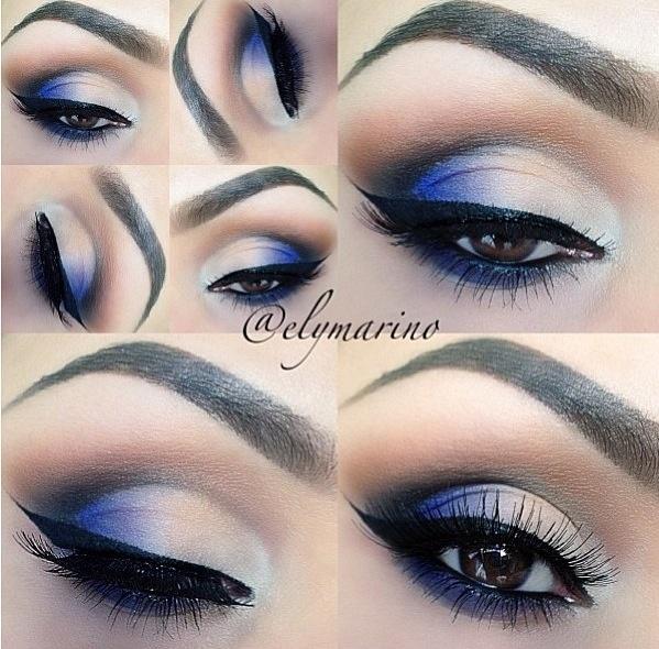 Love the eyelooks I find on instagram