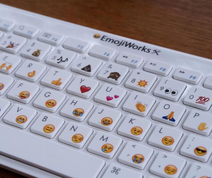 The Emoji Keyboard