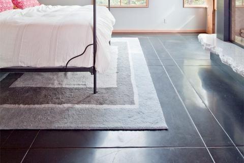 Scored Concrete | Painted Concrete Floors