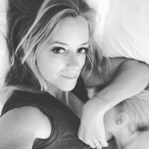 Nicole Curtis Defends Breastfeeding Toddler, Ex Says It's a Ploy