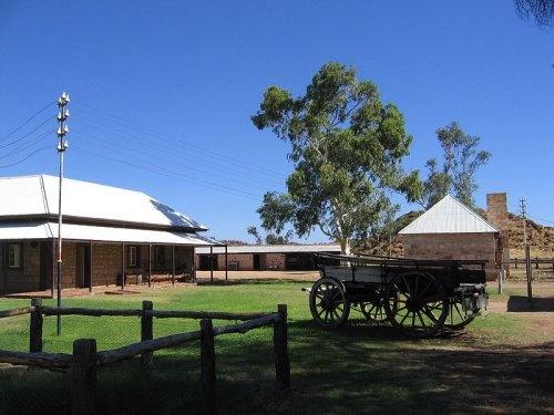 Alice Springs Telegraph Station Historical Precinct