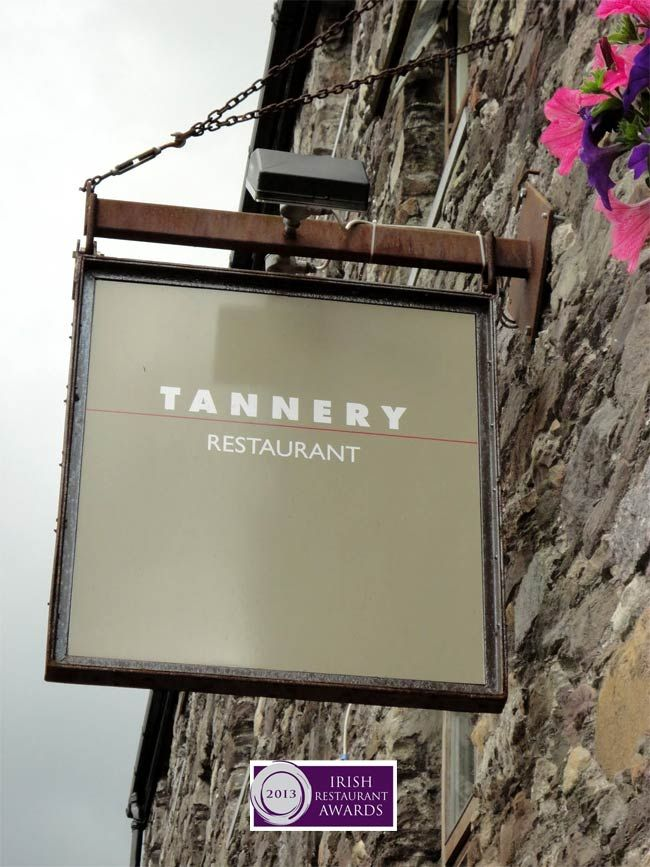 Winners list from the 2013 Irish Restaurant Awards, June 2013 including The Tannery, Dungarvan (Best Restaurant in Ireland). #restaurants #foodoscars