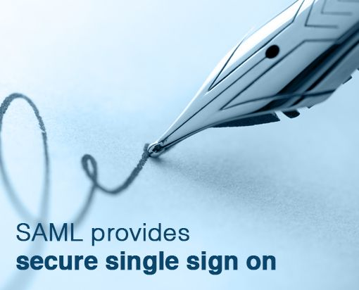 Businesses can harness the power of Security Assertion Markup Language (SAML) for cloud & on-premise single sign on #infosec #SecurEnvoy100