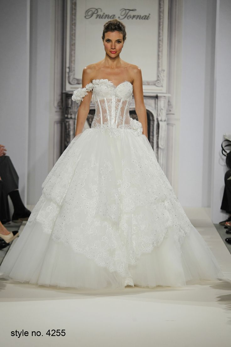 43 best Pnina Tornai 2014 Runway Collection images on Pinterest ...