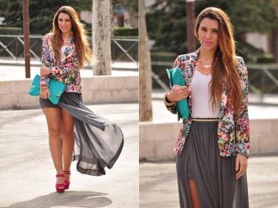 Armodi Outfit   Primavera 2012. Combinar Blazer Rosa chicle Zara, Cómo vestirse y combinar según Armodi el 27-4-2012