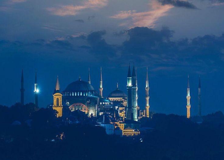 Blue Mosque, Aya Sophia, Topkapı Palace, Istanbul, Turkiye
