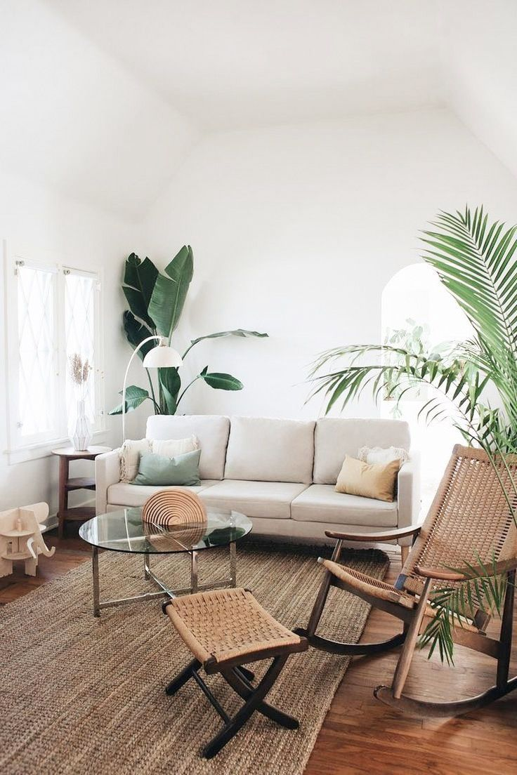 Neutral Boho Living Room Home Style Simple Living Room Living Room Interior Room Interior