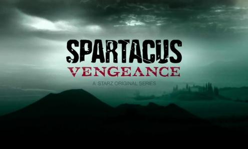 Spartacus: Vengeance..