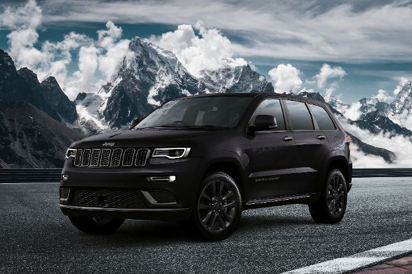 Jeep Grand Cherokee 2018 Limited Sonderedition Fur Europa Exklusiv Jeep Grand Cherokee Jeep Dzipy