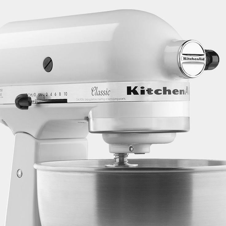 kitchenaid mixer classic vs classic plus