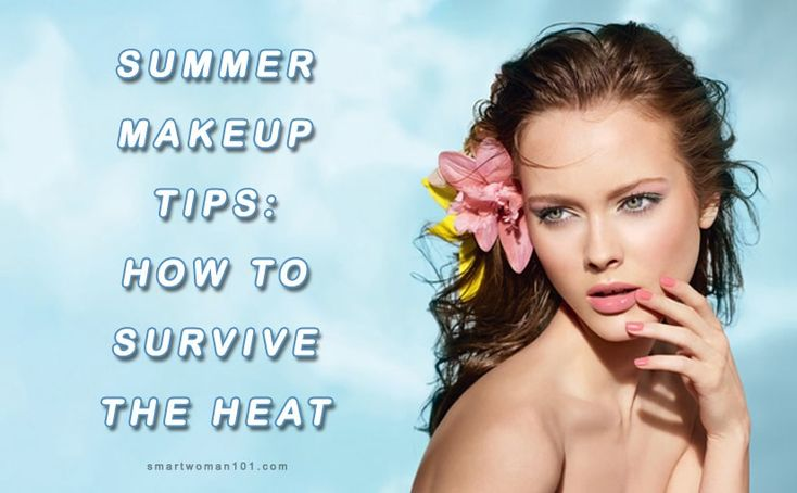 10 makeup tips for lasting makeup during hot Summer days. Summer is already here and we love it! Nevertheless, things are getting tough for our makeup. Extreme heat makes it hard for it to stay in place. You definitely don't want your makeup melting or caking, or your face looking all shiny. Here are some … Continue reading Summer makeup tips: How to survive the heat