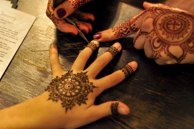 Henna Journey la Wonder Boutique!