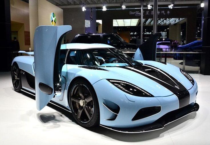 Koenigsegg Agera R Baby Blue Agera S Rjdrykqi Aero Baby
